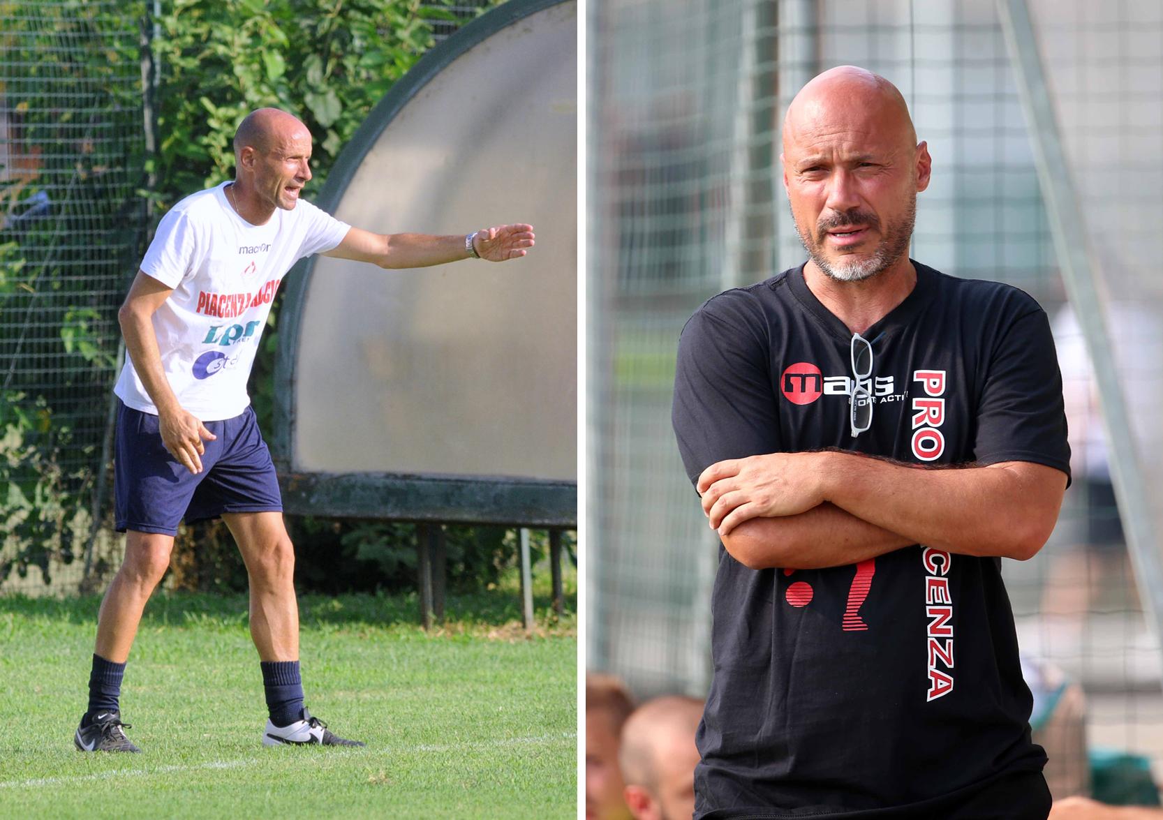 Piacenza Calcio Entella per Capra (FotoDELPAPA) Franzini