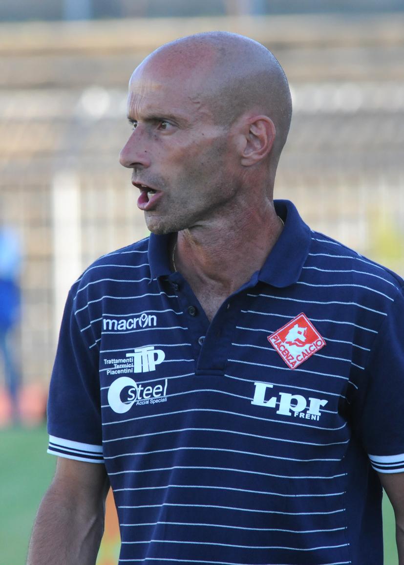 Piacenza Calcio Pro Piacenza per Capra (FotoDELPAPA) Franzini