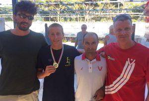Campionati italiani di nuoto, due titoli e record assoluto per Giacomo Carini