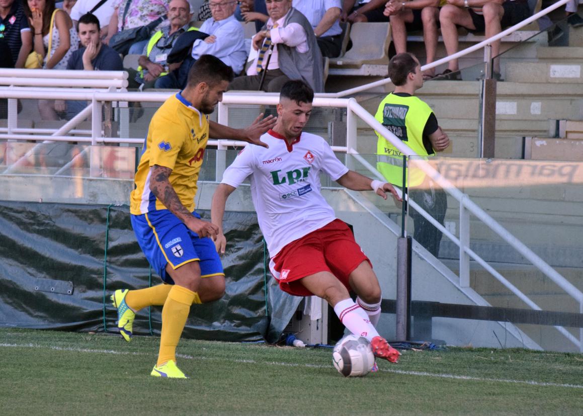 Piacenza Calcio Parma per Capra (FotoDELPAPA) Castellana