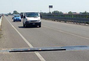 """Ponte Paladini, al via i lavori per riparare i giunti: """"Nessun costo per la Provincia"""""""