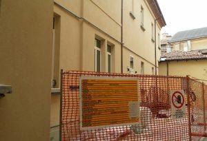 Nicolini: ristrutturata palazzina di via Santa Franca. Inaugurazione a ottobre