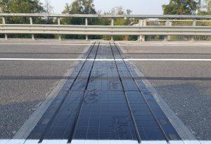 Dopo le polemiche dei giorni scorsi,<br>sistemati i giunti del ponte Paladini