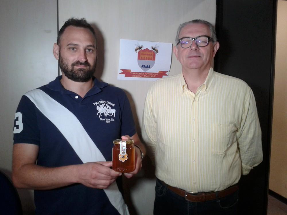 Roberto Pinchetti e Riccardo Redoglia, associazione apicoltori piacentini-1000
