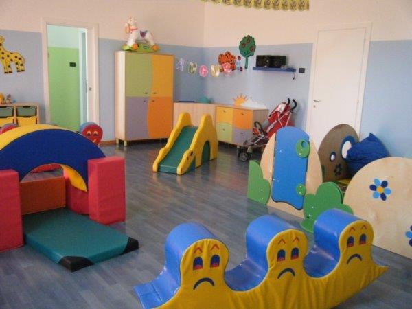 Rette dell'asilo nido di Fiorenzuola, ridotti gli aumenti