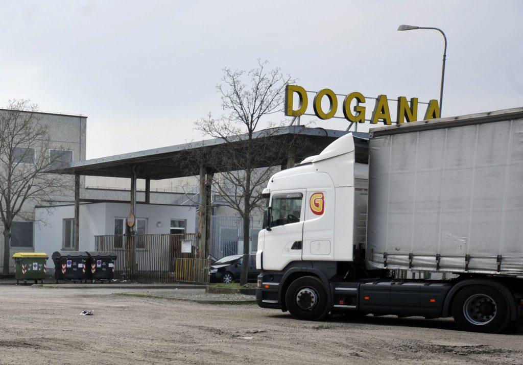 parcheggio Dogana
