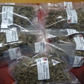 In auto con 250 grammi di marijuana: svizzero arrestato dai carabinieri