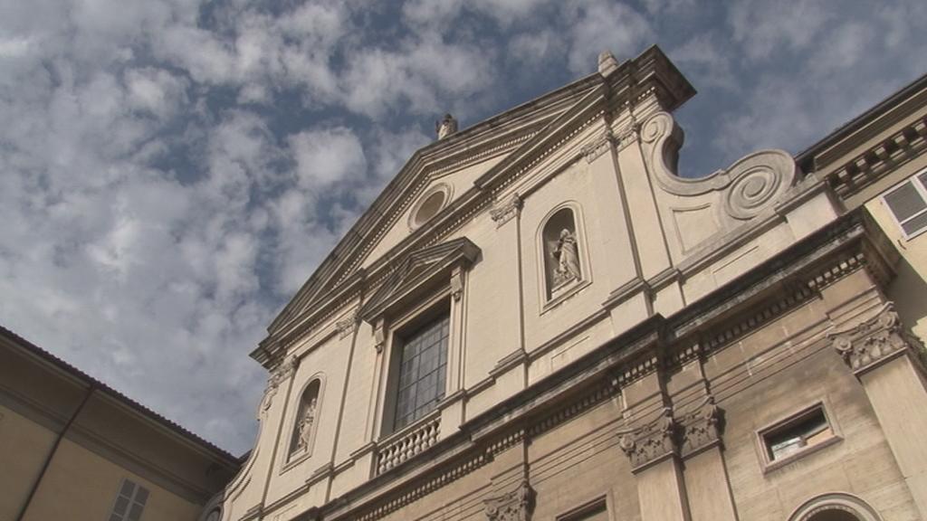 Il Tgl Più nelle chiesa di S. Pietro: rivive la storia ...