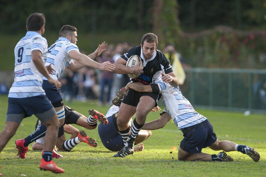 Rugby Eccellenza - Lazio vs Lyons - Daniele (gentilotti) petrarelli.a