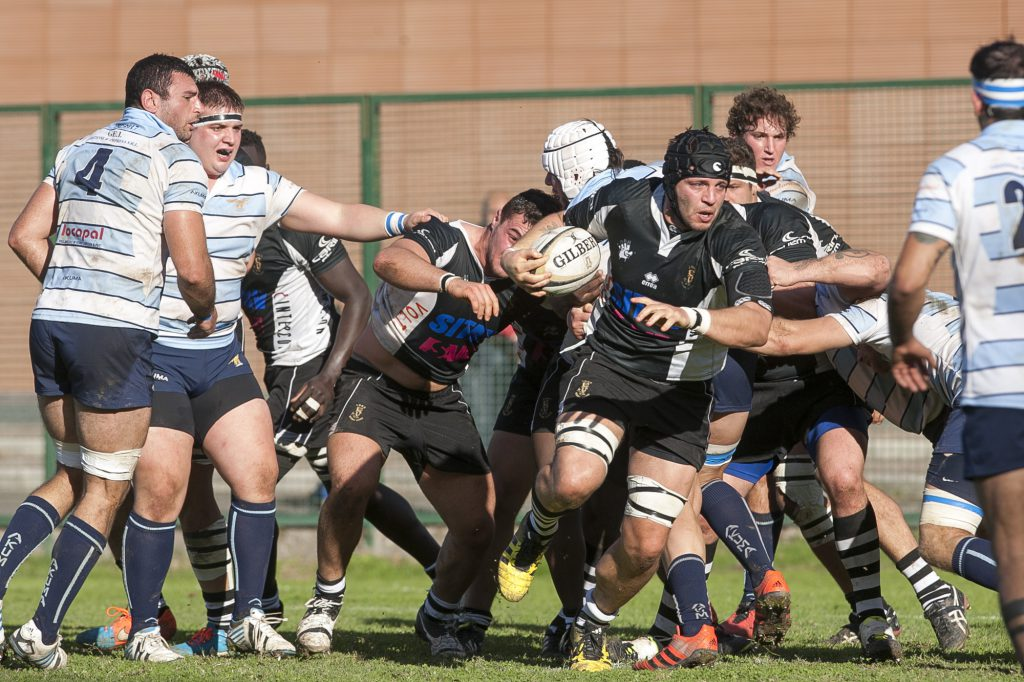 Rugby Eccellenza - Lazio vs Lyons - Tveraga (gentilotti) petrarelli.a
