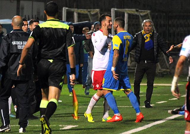 Piacenza Calcio Carrarese (FotoDELPAPA) Silva