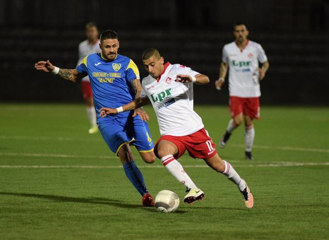 Tegola Piacenza Calcio: infortunio per Saber, si tenta il recupero per i play off