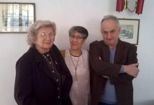 Ritrova i parenti sui social: Evelyne e la storia di tre generazioni di emigrati