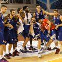 Basket: l'Assigeco Piacenza conquista Recanati. Blitz esterno anche per la Bakery