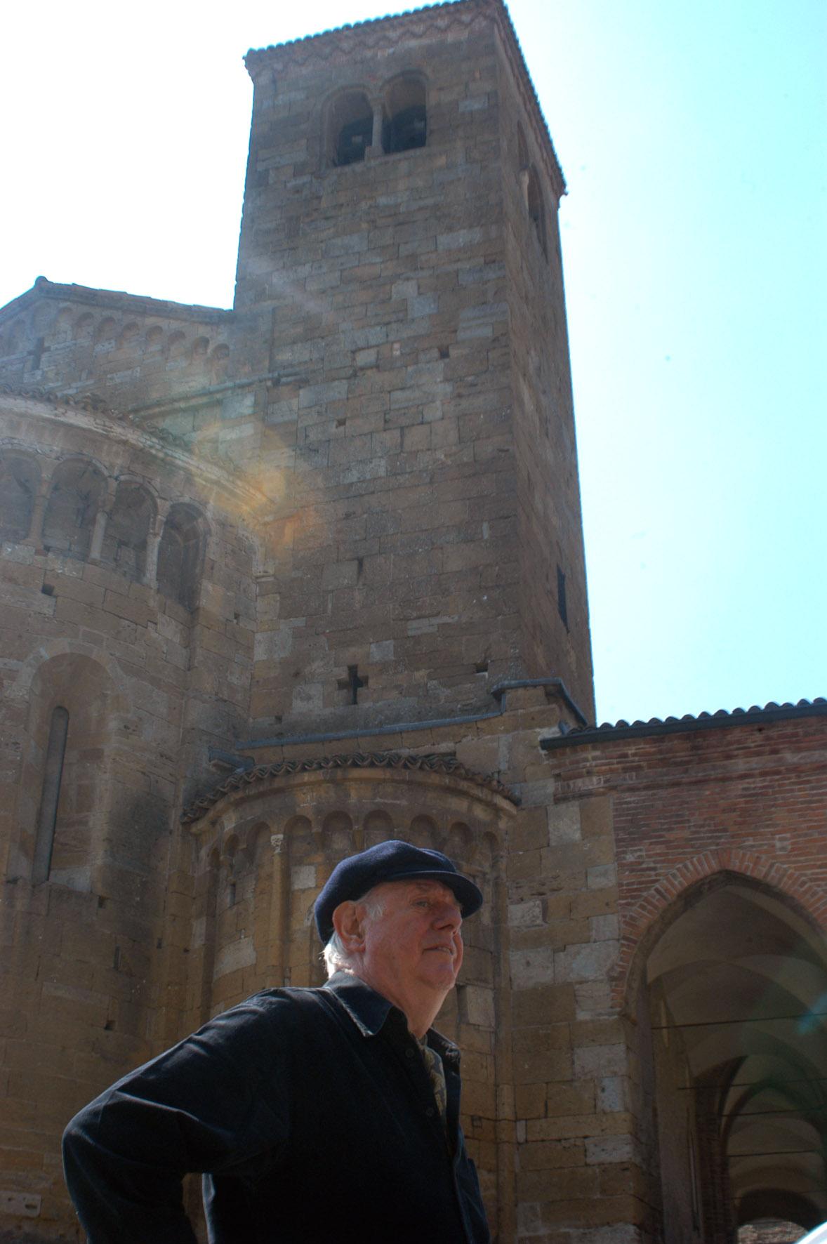 07 settembre 2004 castell'arquato dario fo ( foto di fabio lunardini per marcotti marinetti )