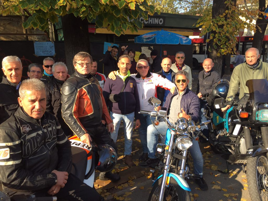 bikers baracchino