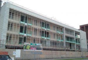"""Palazzo Ex Enel, a marzo l'inaugurazione. Il comitato dei cittadini: """"Area da vincolare"""""""