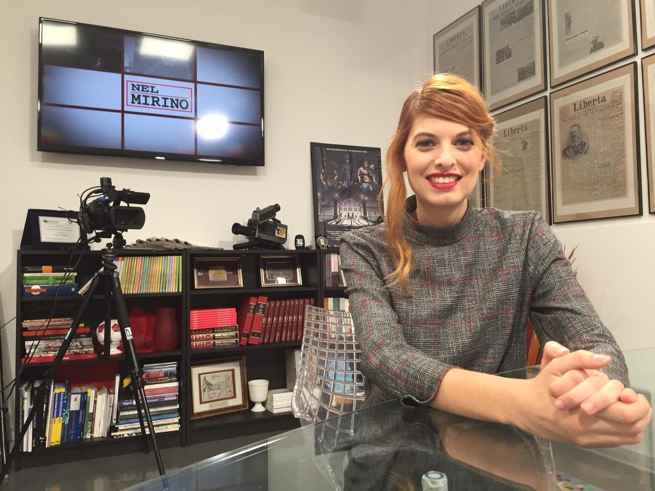 """Giovani attori, a Nel Mirino il consiglio di Letizia Bravi: """"Ragazzi non mollate mai"""""""