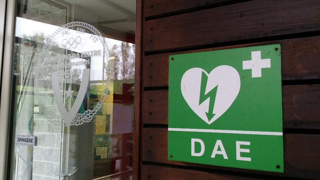 Installato sul Pubblico Passeggio il defibrillatore numero 750