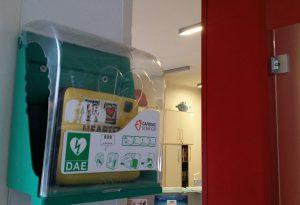 Via ai corsi per l'uso del defibrillatore tenuti da Progetto Vita e Anpas
