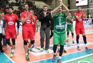 Lpr Volley alla final four per il quinto posto. Grande festa per Papi e Zlatanov