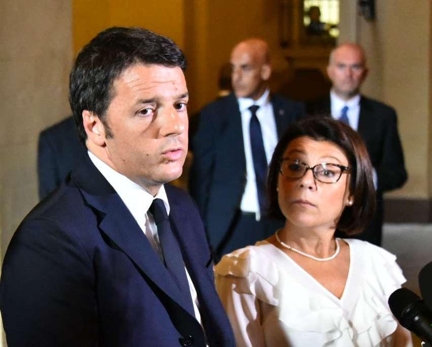 Renzi a piacenza (romanini)