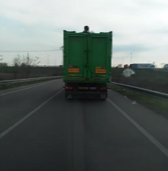 camion perde plastica