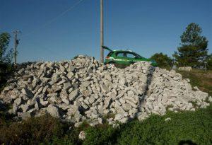 Discarica abusiva a Ponte Tidone, Forestale trova i colpevoli: multa di 6.500 euro