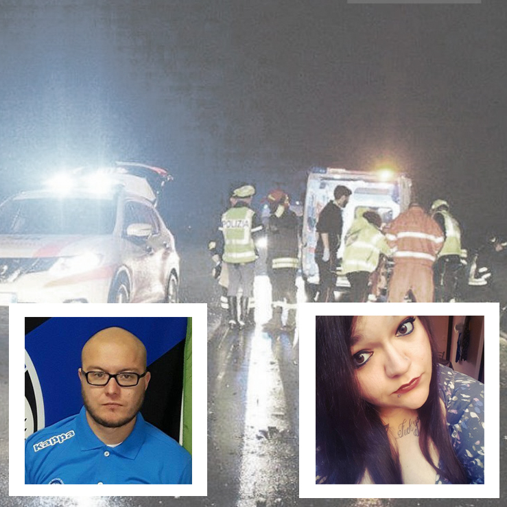 vittime incidente chiavenna