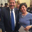 Paola De Micheli sottosegretario alla Presidenza del consiglio