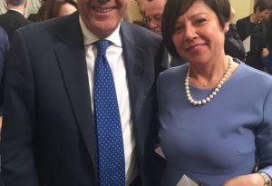 Paola De Micheli confermata sottosegretario all'Economia