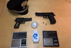 In auto con 20 grammi di cocaina, arrestato 50enne fiorenzuolano