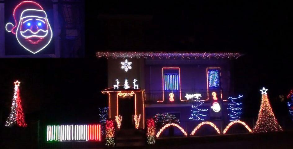 Luci di Natale a Pontenure
