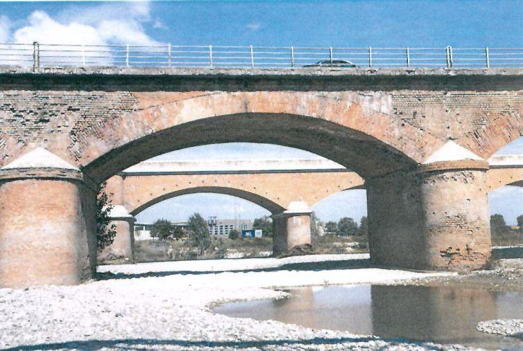 Chiusura ponte di San Nicolò, studio idraulico per la fattibilità del guado