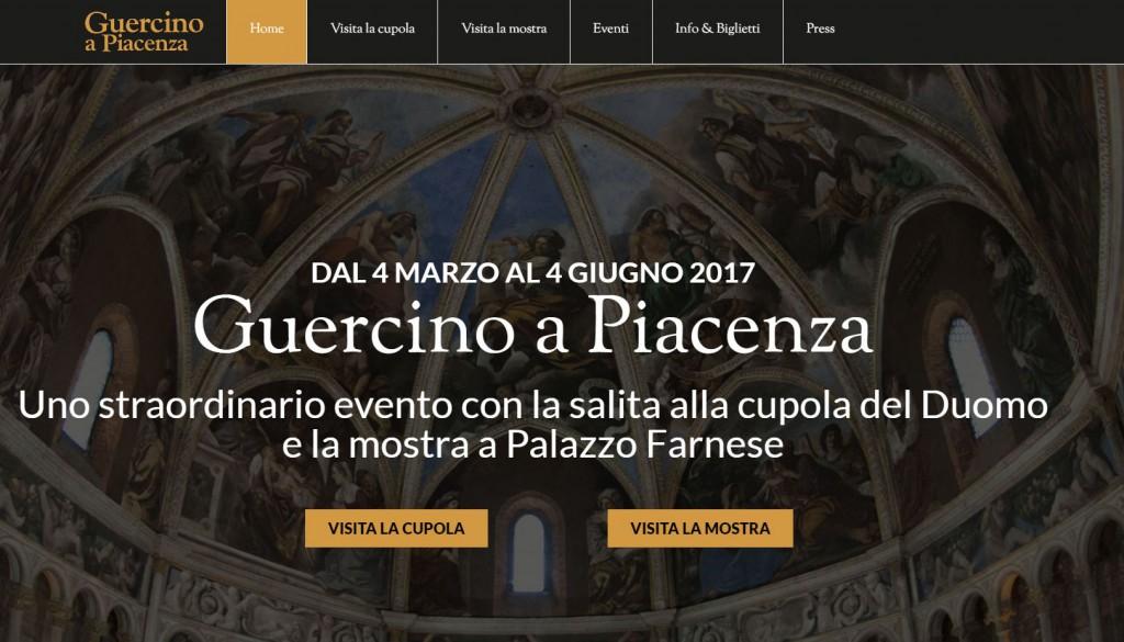 Mostra sul guercino pronto il sito web informazioni e for Piacenza mostra guercino