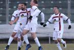 Il Pro si ritrova allo Zini: stop alla Cremonese, Pesenti-gol. Due pali dei rossoneri. FOTO