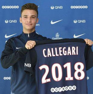 Il talento di origine piacentine Callegari pronto al prestito dal Psg al Genoa