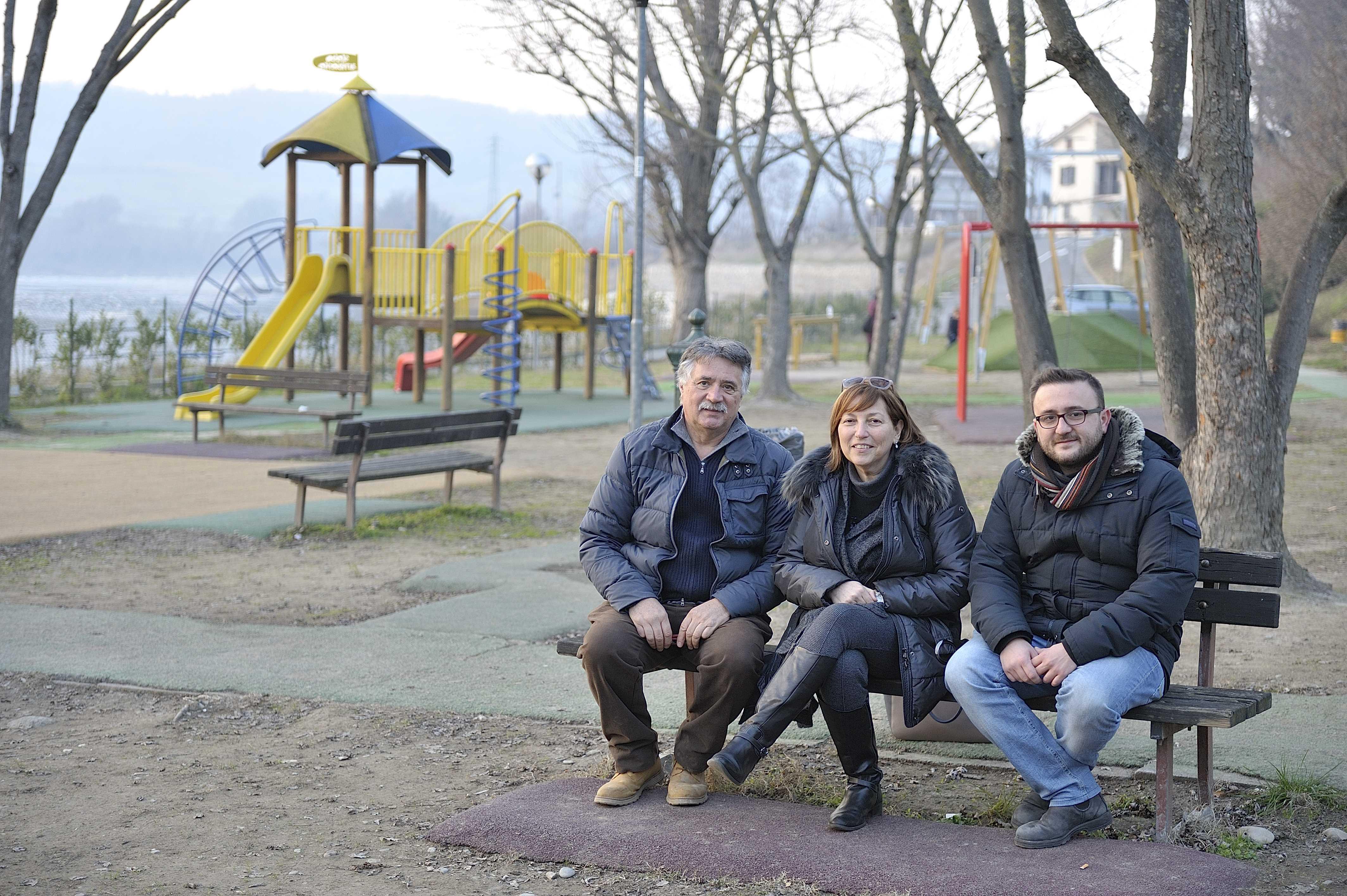 """Post alluvione, da """"Rock in Trebbia"""" 2mila euro per il parco giochi di Rivergaro"""