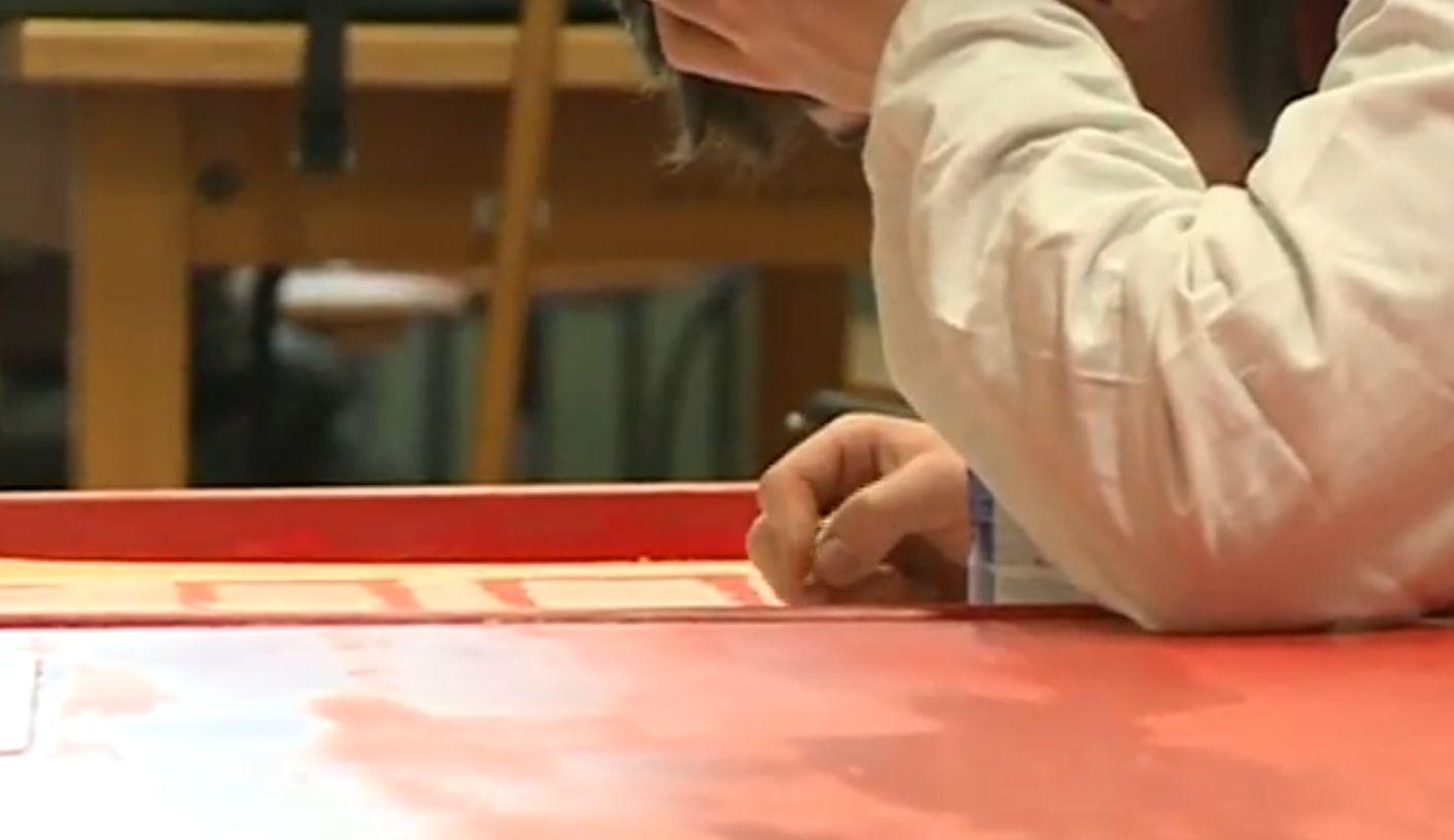Settimana della flessibilità, all'Isii Marconi gli studenti dipingono le pareti