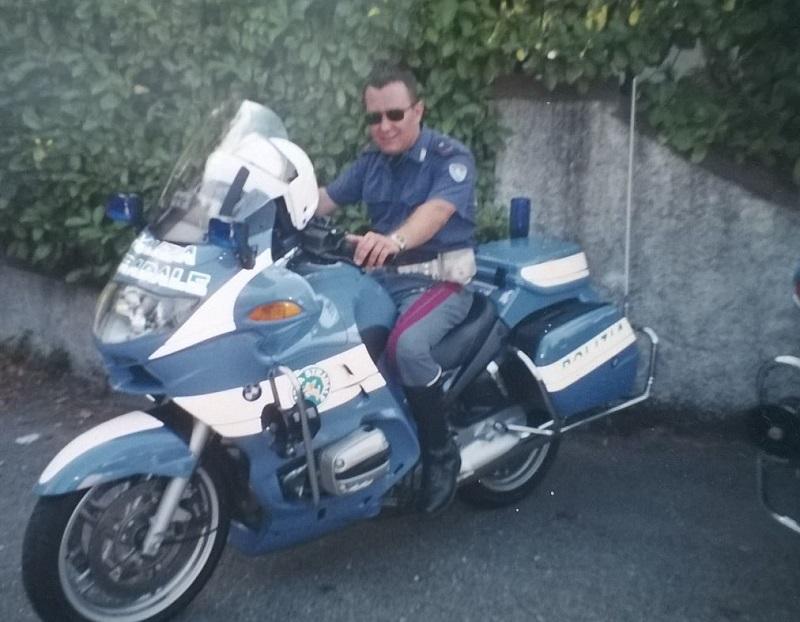 Malore nel sonno: stroncato a 42 anni il poliziotto Stefano Gabbiani