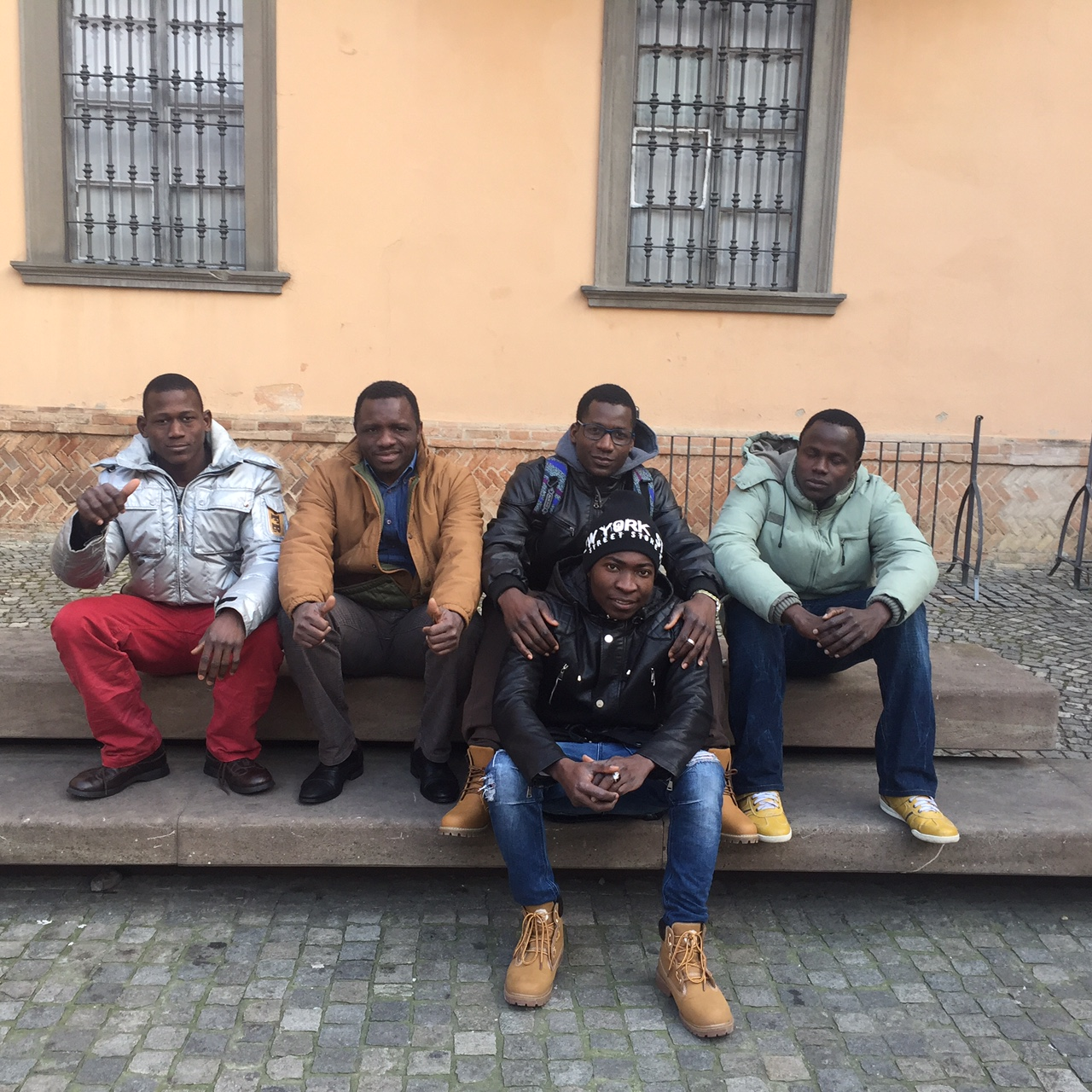 Dall'Africa in cerca di speranza. Alla parrocchia di Fiorenzuola 4 richiedenti asilo