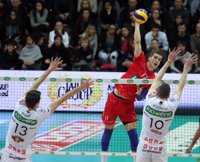 Padova domata al tie-break, per LPR Volley il sesto posto è in cassaforte. FOTO