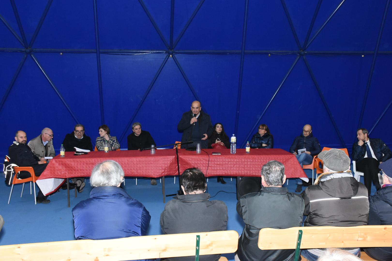 Sicurezza, amianto, traffico e rumore: assemblea a Borgotrebbia