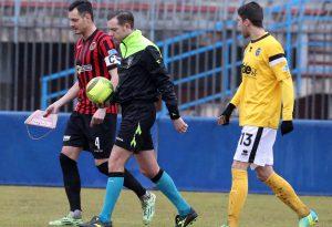 Il Pro Piacenza non si ferma più: Pesenti-gol, Renate ko nel fango. FOTO