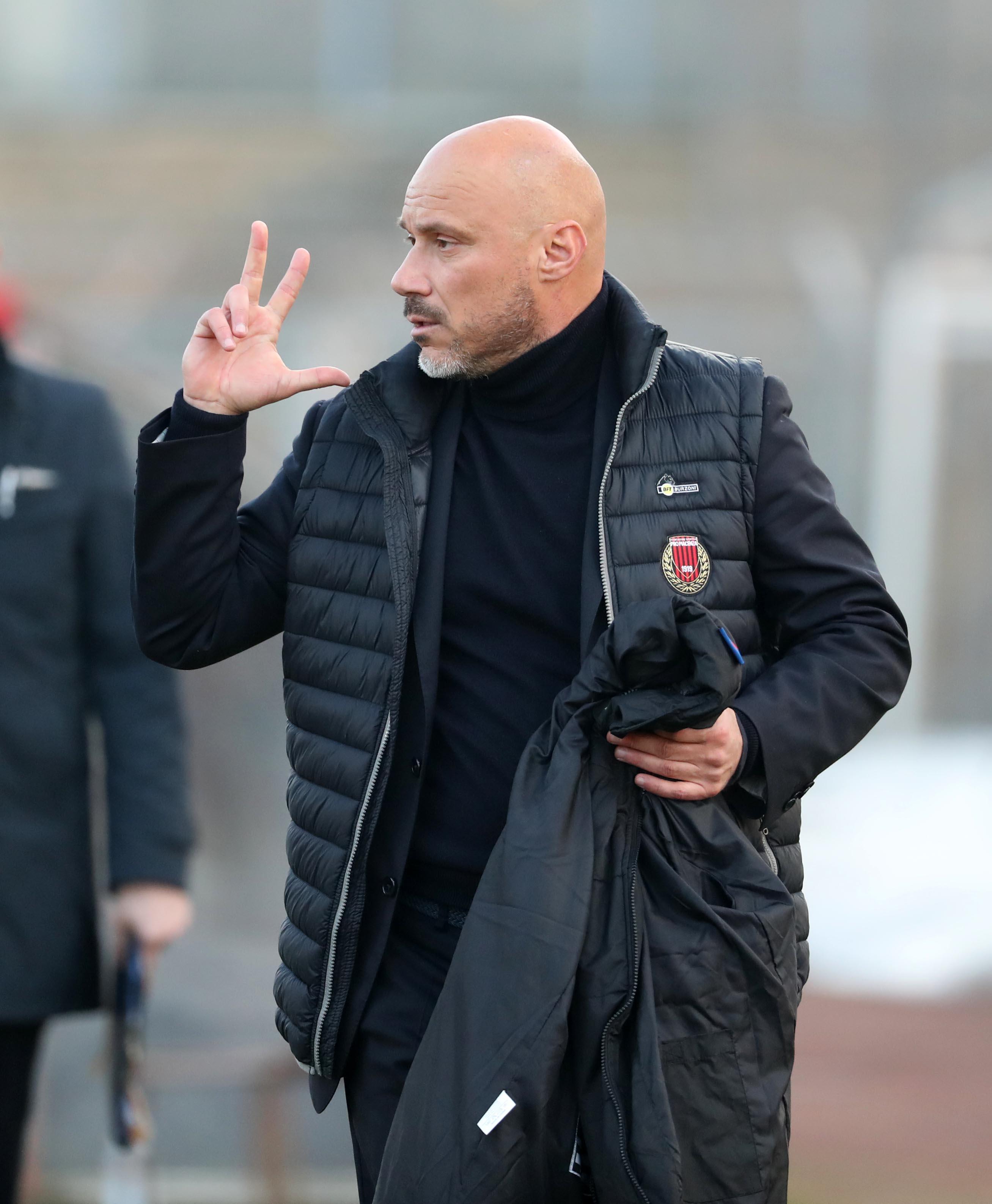 Gol e spettacolo allo stadio Garilli, il Pro Piacenza piega anche l'Arezzo. FOTO