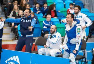 Bossalini guida l'Italia sul podio nella prova di Coppa del Mondo a Vancouver