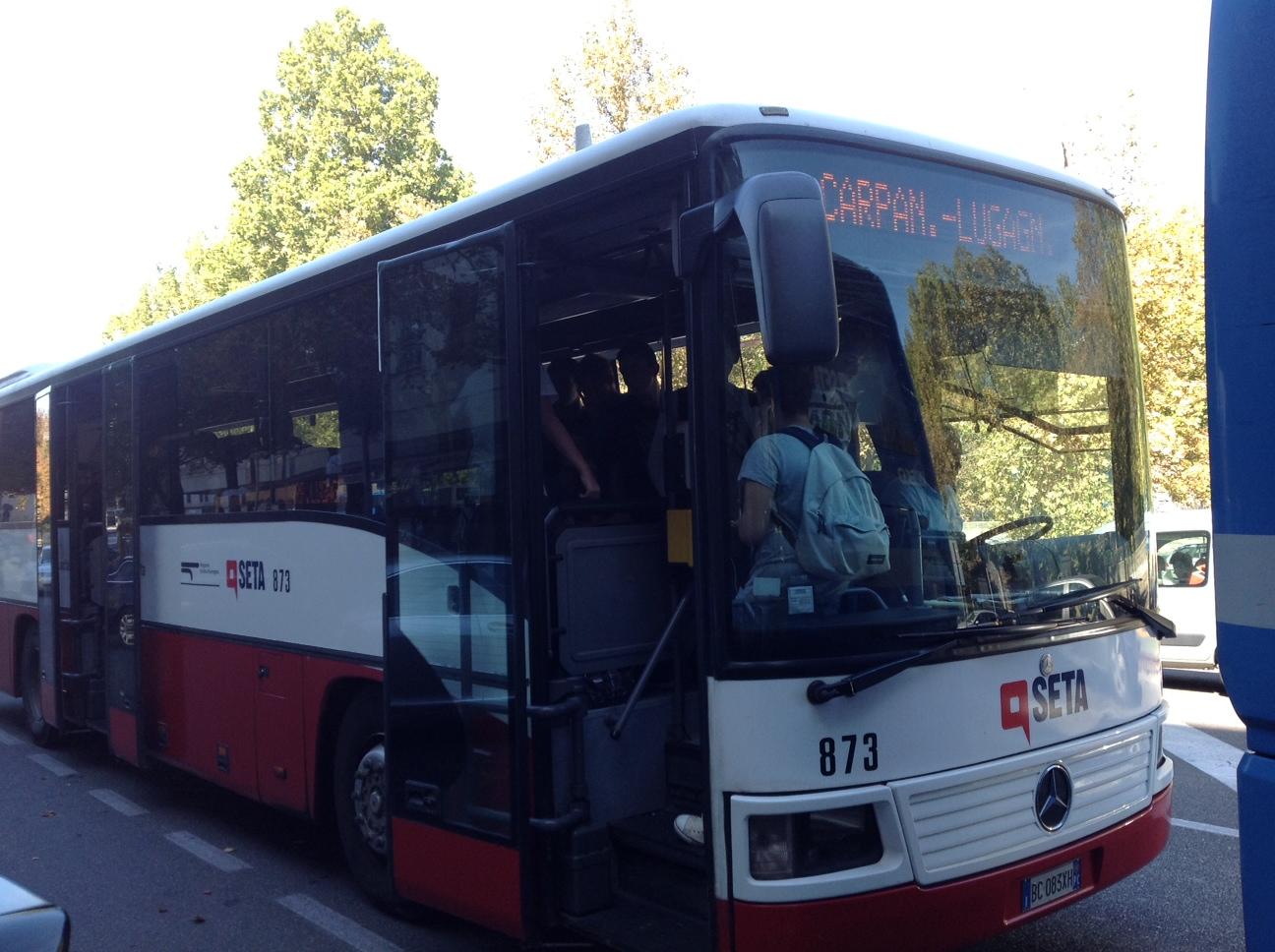 Autobus, 13 milioni di passeggeri nel 2016. In arrivo nuovi mezzi e telecamere