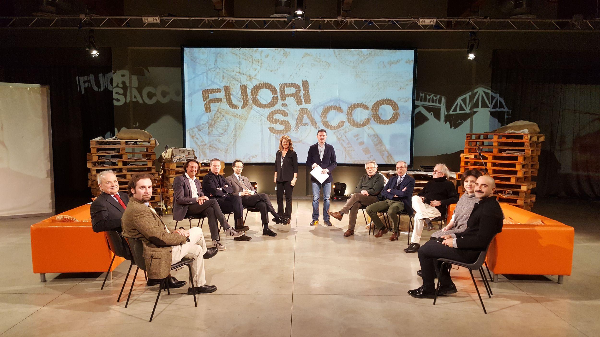 """Toscani a Fuori Sacco: """"Un progetto per i giovani contro la crisi culturale"""""""