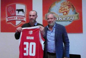 Serie B: la Bakery ha un nuovo play, tesserato Giovanni Bruni