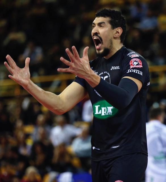 Lpr Volley cede 3-1 a Modena, sarà Perugia l'ostacolo ai play off